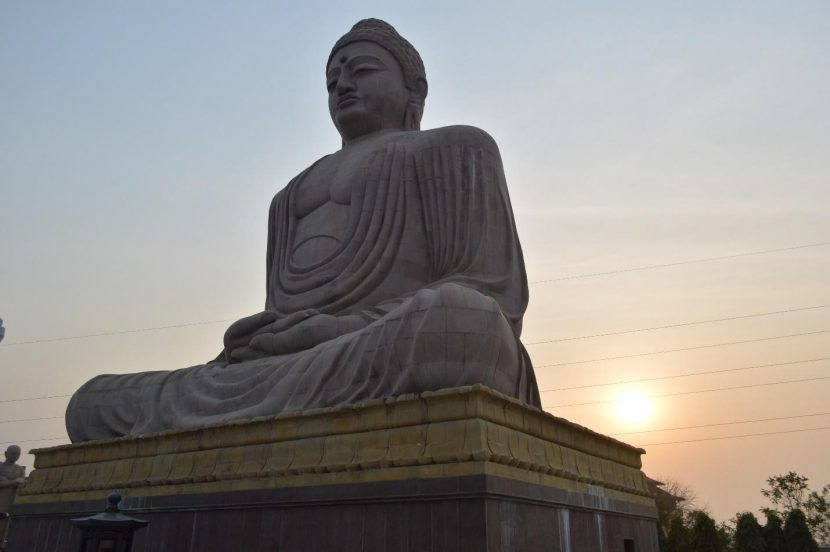 Holy Pilgrimage places associated with Buddhism