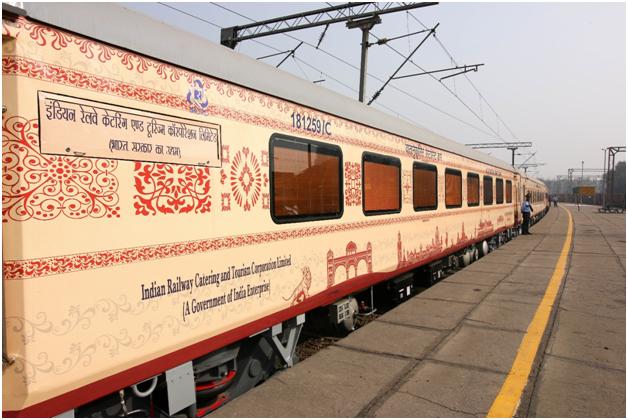 Buddhist train - Heart of Buddha